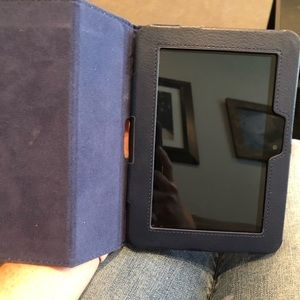 Kindle Fire 2nd Generation with Cover